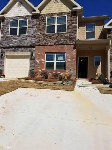 5367 Creekview Way #24, Morrow, GA 30260 (MLS #8837659) :: BHGRE Metro Brokers