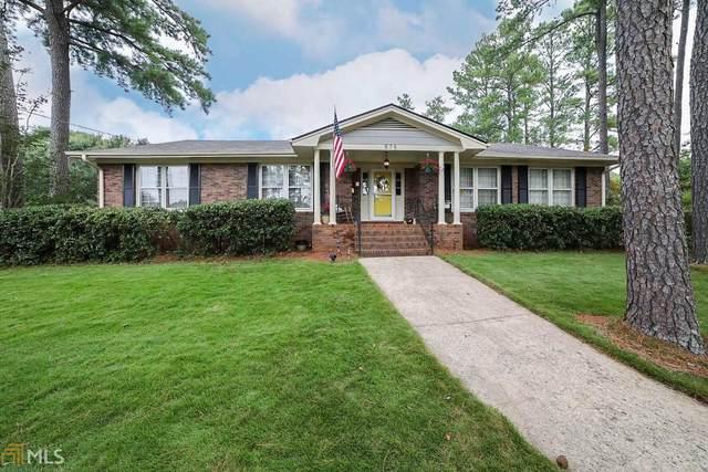 575 Cedar Creek Dr, Athens, GA 30605 (MLS #8837876) :: Rettro Group