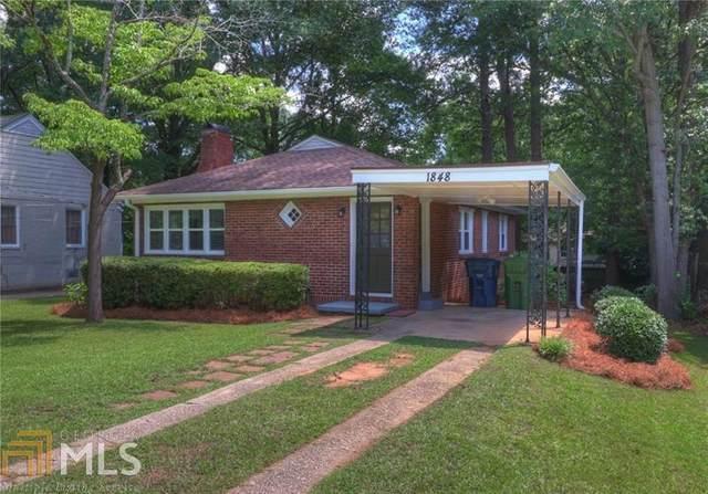 1848 Brandywine Street Sw, Atlanta, GA 30310 (MLS #8838063) :: Athens Georgia Homes
