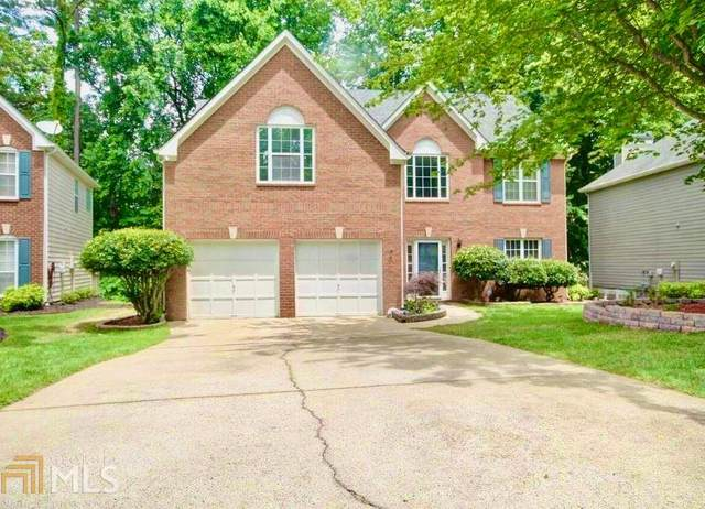 3952 NW Lullwater Main, Kennesaw, GA 30144 (MLS #8838111) :: The Heyl Group at Keller Williams