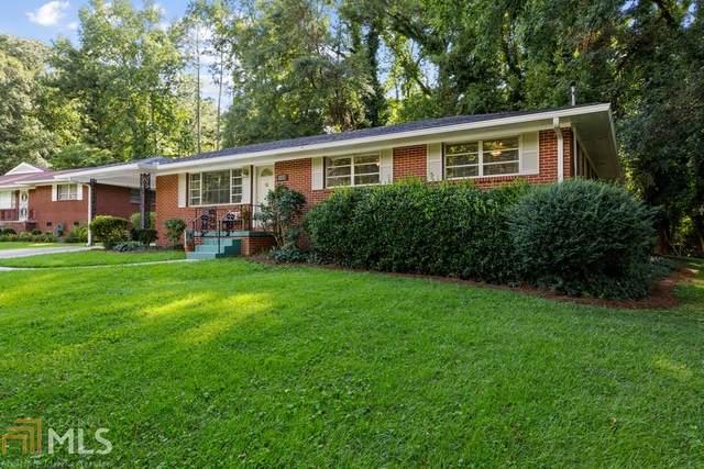 2237 Plantation Dr, Atlanta, GA 30344 (MLS #8838485) :: The Heyl Group at Keller Williams