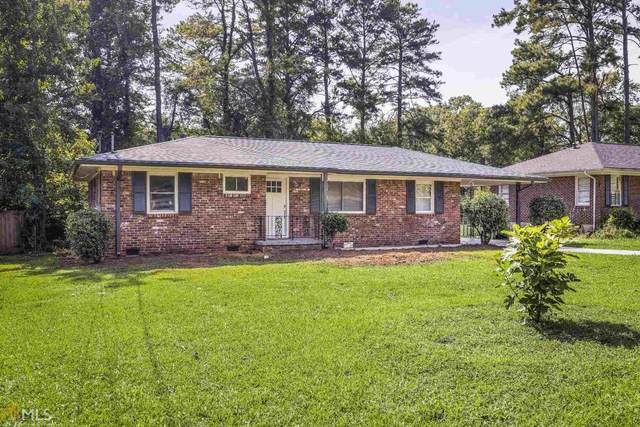 2117 Green Forrest Dr, Decatur, GA 30032 (MLS #8838686) :: RE/MAX Eagle Creek Realty