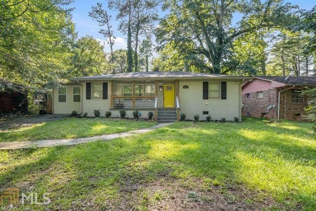 1895 Shamrock Dr, Decatur, GA 30032 (MLS #8838692) :: RE/MAX Eagle Creek Realty