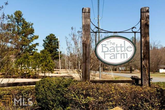 0 Battle Farm Lot 159, Rome, GA 30165 (MLS #8838735) :: The Durham Team
