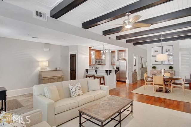 1844 Gordon Manor Ne #105, Atlanta, GA 30307 (MLS #8838872) :: Shayne McClain
