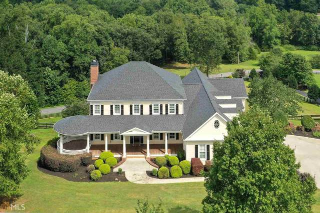200 Summit Overlook Dr, Dawsonville, GA 30534 (MLS #8838902) :: Military Realty