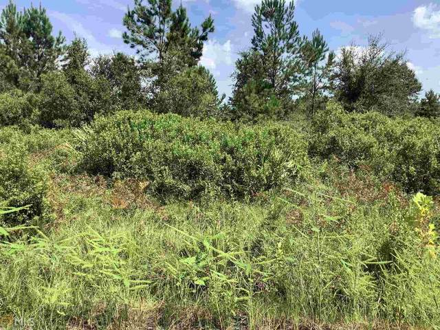 0 Old Post Rd Lot 32, White Oak, GA 31568 (MLS #8839009) :: The Durham Team
