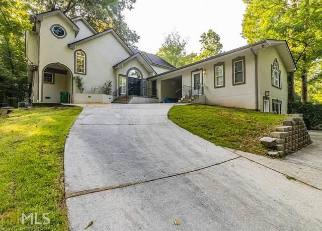 1037 Burton Dr, Atlanta, GA 30329 (MLS #8839290) :: RE/MAX Eagle Creek Realty