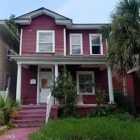 632 W 39Th St, Savannah, GA 31415 (MLS #8839314) :: Military Realty
