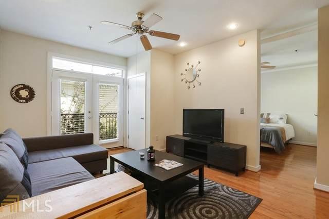 800 Peachtree Street Ne #1501, Atlanta, GA 30308 (MLS #8839468) :: BHGRE Metro Brokers