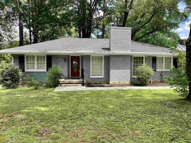 1594 North Druid Hills Rd, Brookhaven, GA 30319 (MLS #8839558) :: Rettro Group