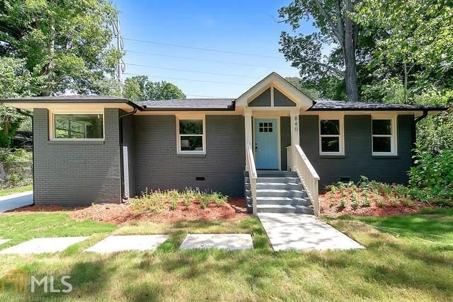 840 Larry Lane, Decatur, GA 30033 (MLS #8839581) :: RE/MAX Eagle Creek Realty