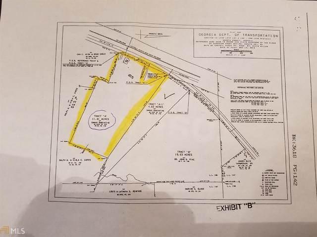 0 S Highway 29, Moreland, GA 30259 (MLS #8839686) :: Anderson & Associates