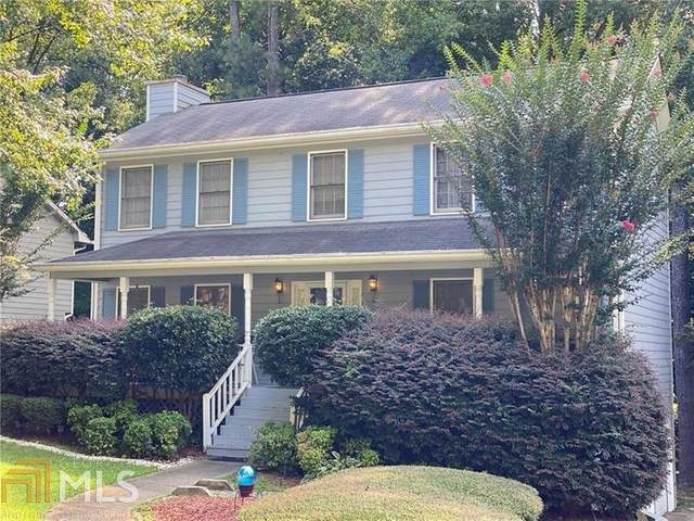 1576 Milford Creek Ln, Marietta, GA 30008 (MLS #8839737) :: Keller Williams