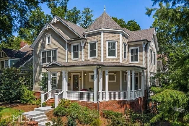 582 Saint Charles Avenue Ne, Atlanta, GA 30308 (MLS #8839794) :: BHGRE Metro Brokers