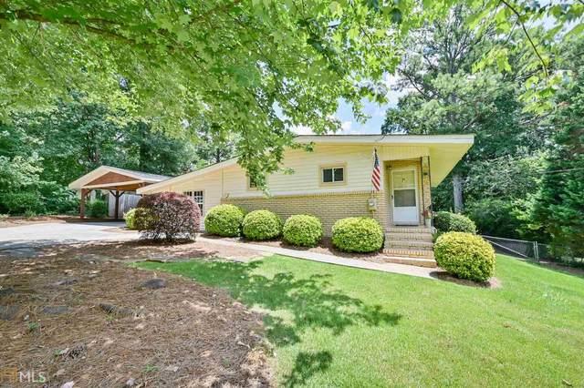 3659 Ashwood Drive Se, Smyrna, GA 30080 (MLS #8840040) :: Tim Stout and Associates