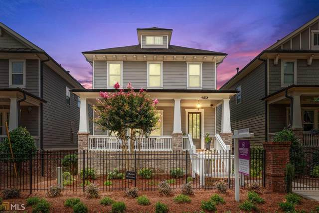 1544 Roswell Street Se, Smyrna, GA 30080 (MLS #8840072) :: Tim Stout and Associates