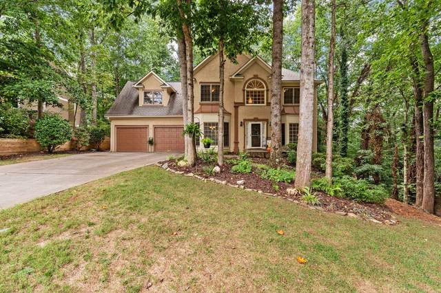 415 Beechwood Ln, Woodstock, GA 30189 (MLS #8840092) :: Tim Stout and Associates