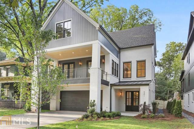 941 Virginia Ave, Atlanta, GA 30306 (MLS #8840156) :: Amy & Company | Southside Realtors