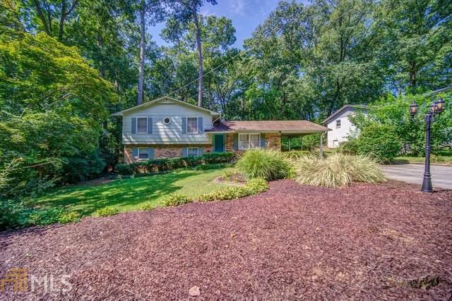 1110 Creekdale Drive, Clarkston, GA 30021 (MLS #8840182) :: RE/MAX Eagle Creek Realty