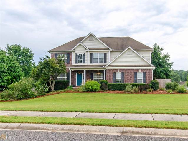 206 Brooks Drive, Tyrone, GA 30290 (MLS #8840185) :: Tim Stout and Associates