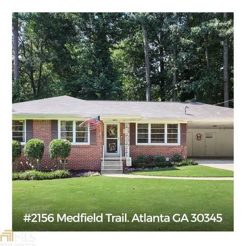 2156 Medfield Trl, Atlanta, GA 30345 (MLS #8840206) :: Maximum One Greater Atlanta Realtors