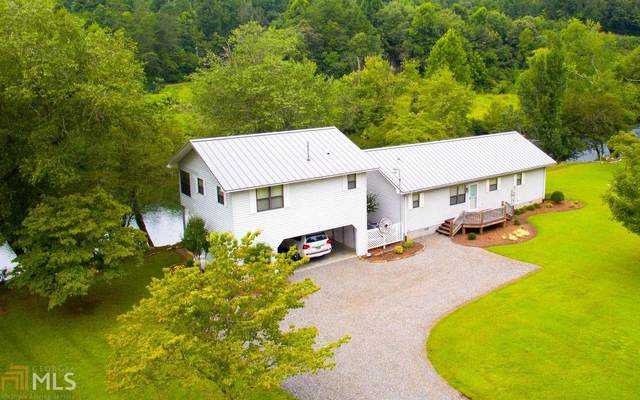 98 Riverbend Cir, Hayesville, NC 28904 (MLS #8841109) :: Team Reign
