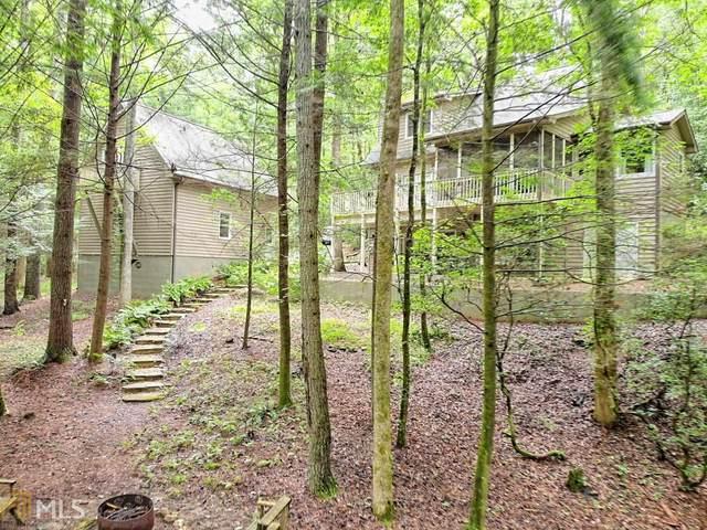 2000 Soque Wilderness, Clarkesville, GA 30523 (MLS #8841484) :: Maximum One Greater Atlanta Realtors