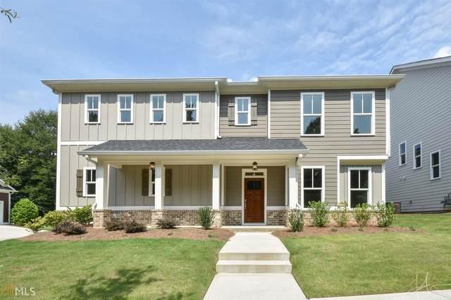185 Boundary St, Athens, GA 30607 (MLS #8841652) :: Todd Lemoine Team