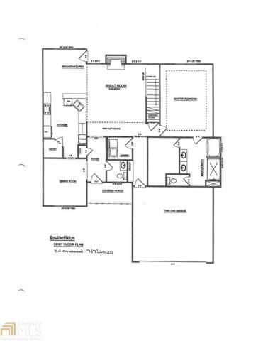 153 Sparkleberry Ln, Dallas, GA 30132 (MLS #8841828) :: Military Realty