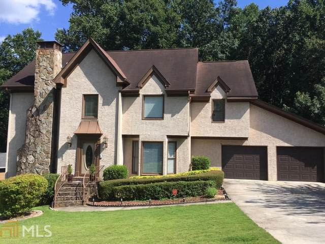 4308 Sprucebough Dr, Marietta, GA 30062 (MLS #8841973) :: Crown Realty Group
