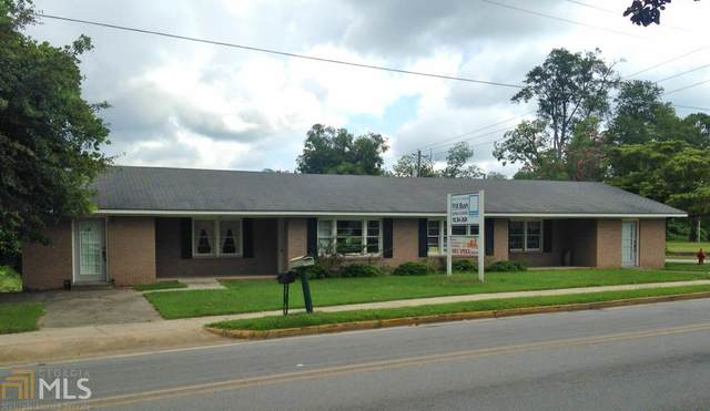 127 E Main St, Statesboro, GA 30458 (MLS #8842506) :: The Durham Team