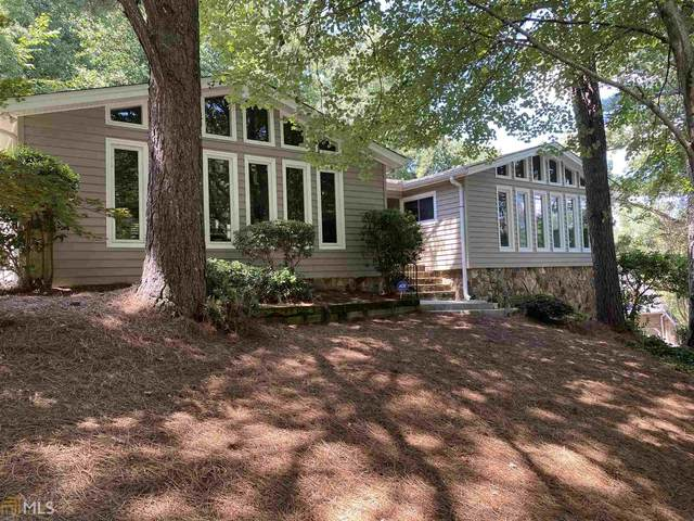 1807 Withmere Way, Dunwoody, GA 30338 (MLS #8842721) :: Military Realty