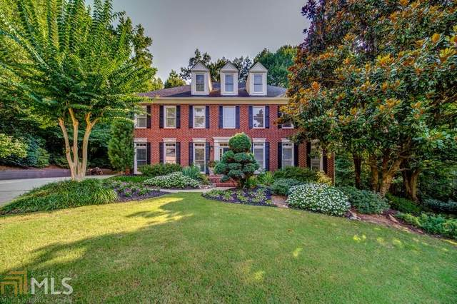 607 Wyndham Ct, Canton, GA 30115 (MLS #8842748) :: The Durham Team