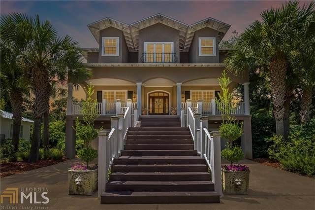51 Frederica Oaks Ln, St. Simons, GA 31522 (MLS #8843268) :: Keller Williams Realty Atlanta Partners