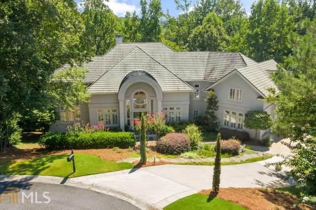 4415 Old Wesleyan Woods, Johns Creek, GA 30022 (MLS #8843815) :: Tim Stout and Associates