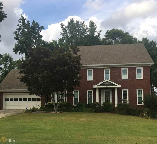 5642 Summer Meadow Pass, Stone Mountain, GA 30087 (MLS #8843965) :: Rettro Group