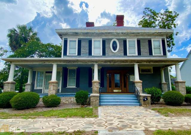 315 S Main St, Fitzgerald, GA 31750 (MLS #8844038) :: Tim Stout and Associates