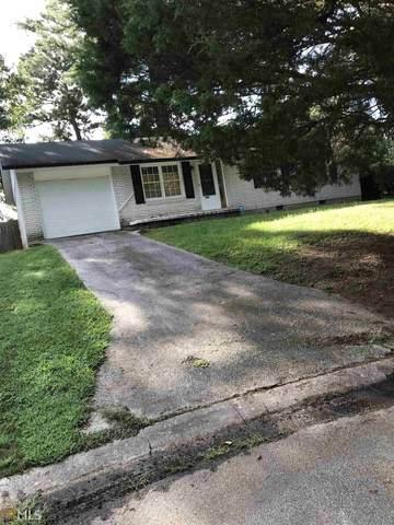 8593 Jonesboro Ct, Jonesboro, GA 30238 (MLS #8844286) :: Crown Realty Group