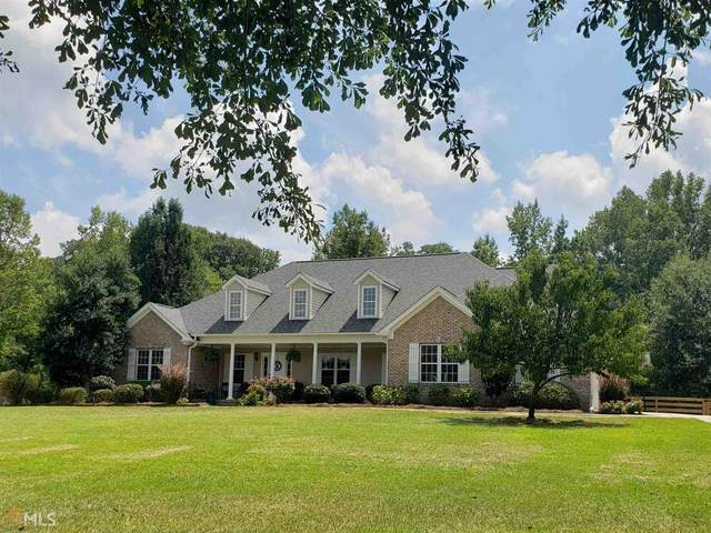 438 Lowery Rd, Fayetteville, GA 30215 (MLS #8844433) :: Athens Georgia Homes