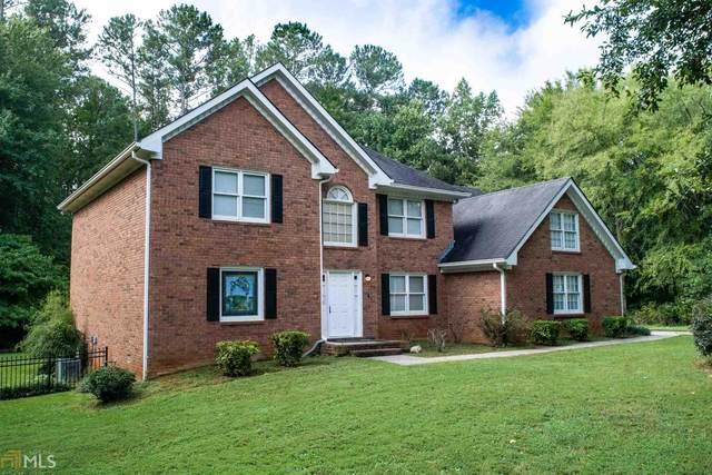 155 Acton Dr, Fayetteville, GA 30215 (MLS #8844461) :: Athens Georgia Homes