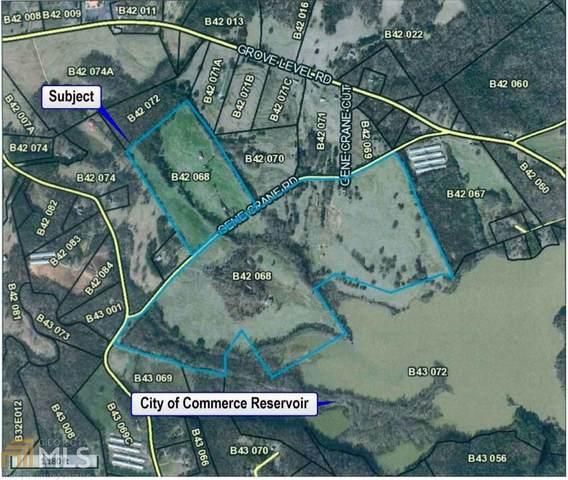 489 Gene Crane Rd, Maysville, GA 30558 (MLS #8844511) :: Bonds Realty Group Keller Williams Realty - Atlanta Partners