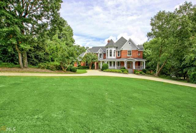 160 Acton Dr, Fayetteville, GA 30215 (MLS #8844639) :: Athens Georgia Homes