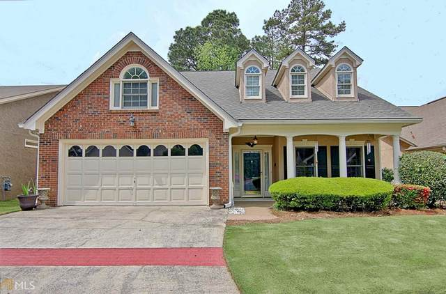 200 Masters Dr S, Peachtree City, GA 30269 (MLS #8845313) :: The Durham Team