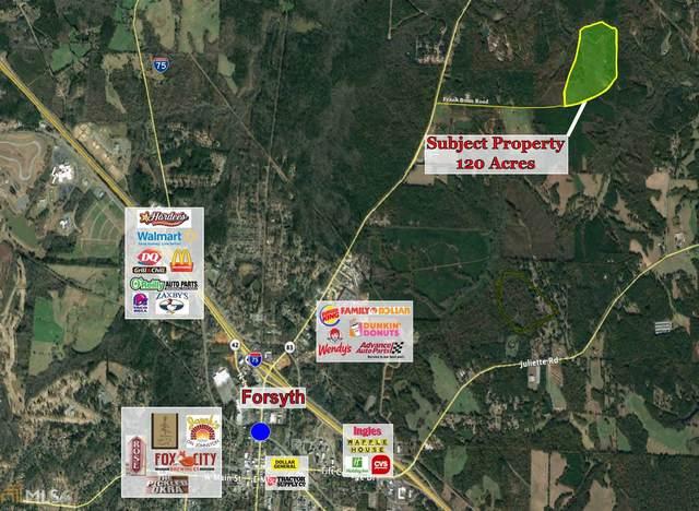0 N Highway 83, Forsyth, GA 31029 (MLS #8845407) :: Rettro Group