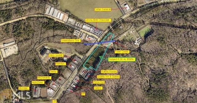 0 South Main St Lot 1, Greensboro, GA 30642 (MLS #8845550) :: AF Realty Group