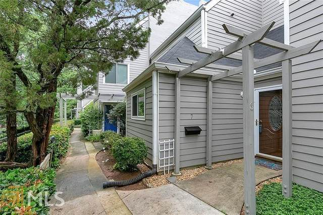 710 E Ponce De Leon Ave #7, Decatur, GA 30030 (MLS #8845670) :: AF Realty Group