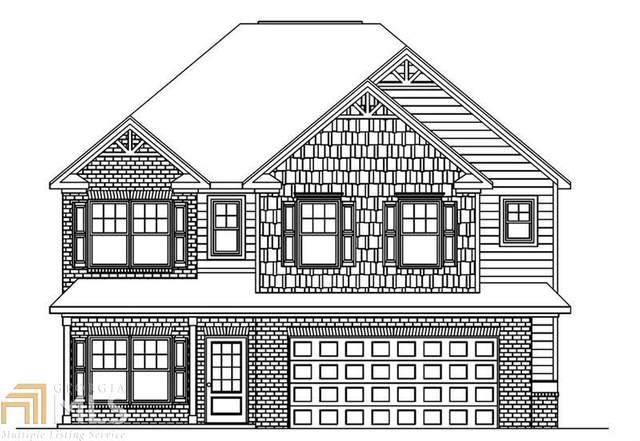 1550 Arica Ave, Lawrenceville, GA 30043 (MLS #8845687) :: Crown Realty Group