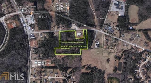 0 Old Highway 81 Highway W, Hampton, GA 30228 (MLS #8846185) :: AF Realty Group