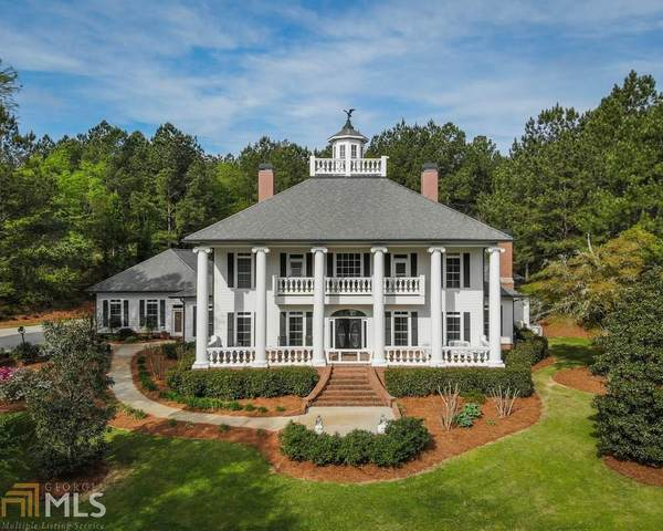 0 Mill House Rd, Sparta, GA 31087 (MLS #8846347) :: Buffington Real Estate Group